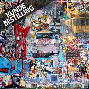 Graffiti malerier til salg