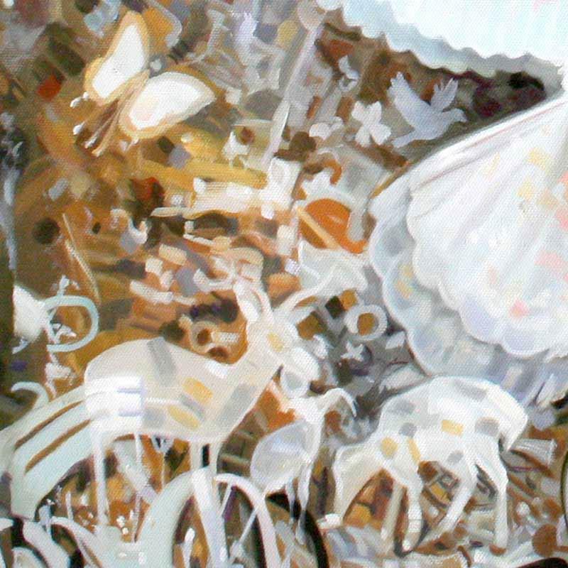 Abstrakt Kunst Til Salg → natur malerier / galleri billede til salg ← se maleriet: gods dove