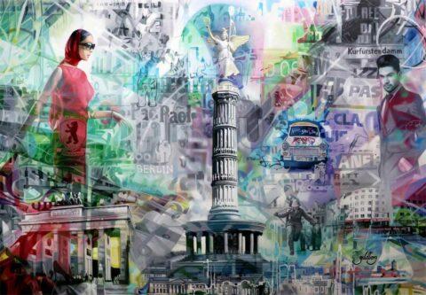 personligt-maleri-trendy-malerier-collage-dansk-kunstmaler-danske-kunstnere-kob-kunst-på-nettet-efter-egne-tanker-1