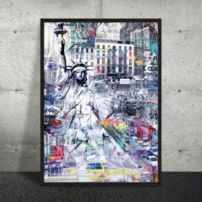 plakat-af-amerikansk-storby-af-flot-by-4
