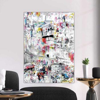 maleri af københavn
