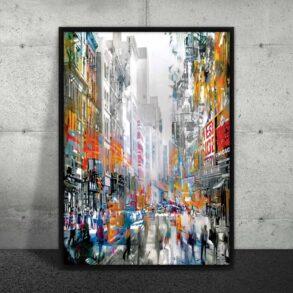 Plakat af New York City