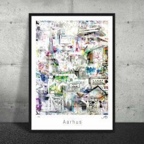 Smuk plakat af Domkirke