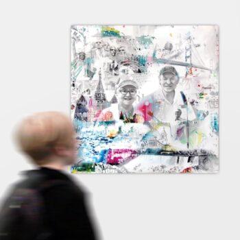 Køb et personligt maleri